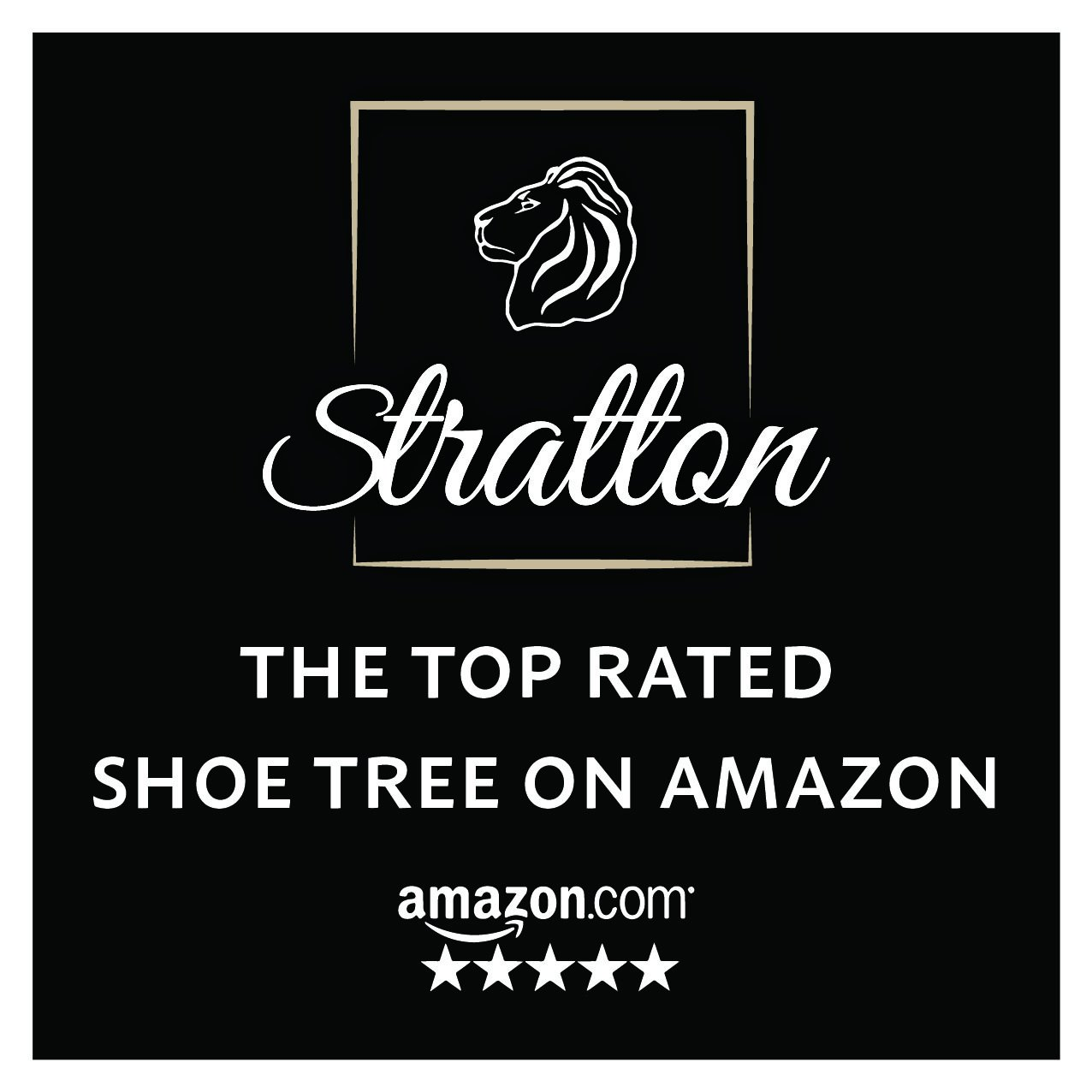 STRATTON MEN'S CEDAR SHOE TREE 2-PACK (for 2 pairs of shoes) (Medium, 2 Pairs, Full Toe) by Stratton (Image #6)