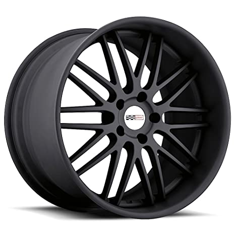 Amazon.com: Cray HAWK Black Wheel with Painted Finish (19 x ...