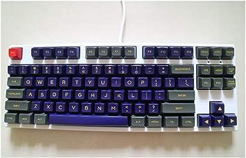 Tirador de teclado: moderno y moderno tapón de bola de altura ...