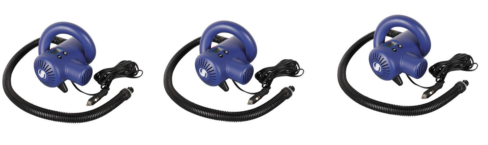 Sevylor 2000014066 Air Pump Sup 12V 15 Psi (Pack of 3) by Sevylor