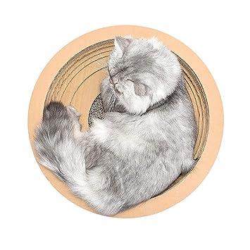 laamei Rascador para Gatos, Cat Scratching Board para Raspar ...