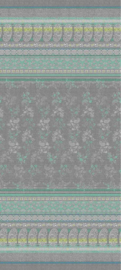 Monte Rosa V7-270 x 270 cm Bassetti Granfoulard