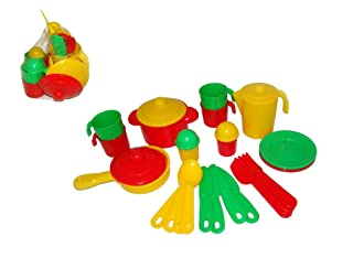Polesie POLESIE54784Nasten 'ka Kitchen set per quattro giocattolo