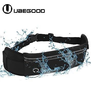 Ubegood Sacs Bananes De Sport Pochette Pour Téléphone Portable Sacs - Porte telephone ceinture
