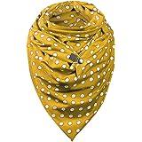 catmoew Bufanda para Mujer Caliente Mantas Larga Mantón Invierno Pañuelo Bufandas Mujer invierno Cuellos Mujer Chal 155…