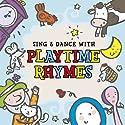 Playtime Rhymes Audiobook by Sally Gardner Narrated by Angela Dijksman, Heather Chivers
