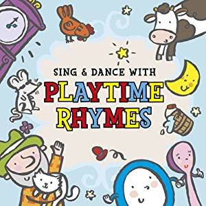 Playtime Rhymes Audiobook