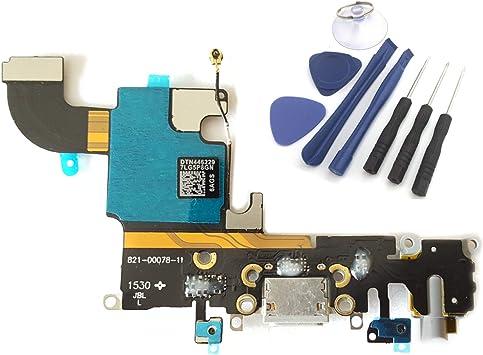 enoaFIX Conector dock compatible con iPhone 6S, incluye ...