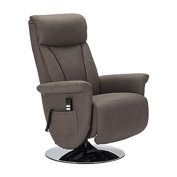 Sillón-Italia - Sillón de diseño reclinable de 2 Palabras ...