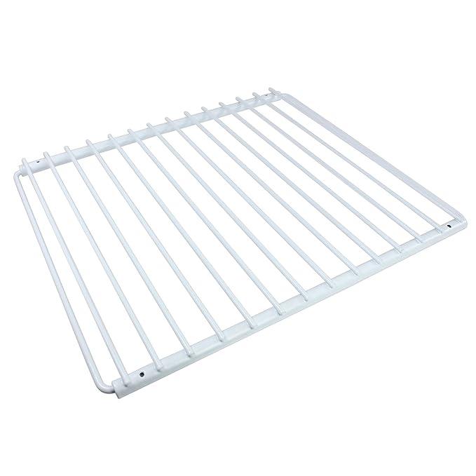 Spares2go Recubierto de plástico Ajustable del congelador de ...