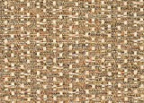 8'x10' Virgin Gorda Cinnamon Custom Cut Economy Indoor Outdoor Carpet Patio Area Rugs