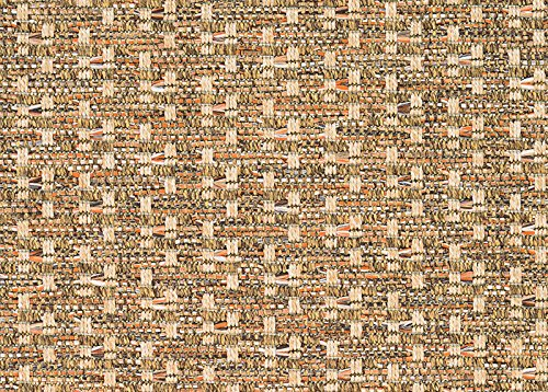 8'x10' Virgin Gorda Cinnamon Custom Cut Economy Indoor Outdoor Carpet Patio Area Rugs by Koeckritz Rugs
