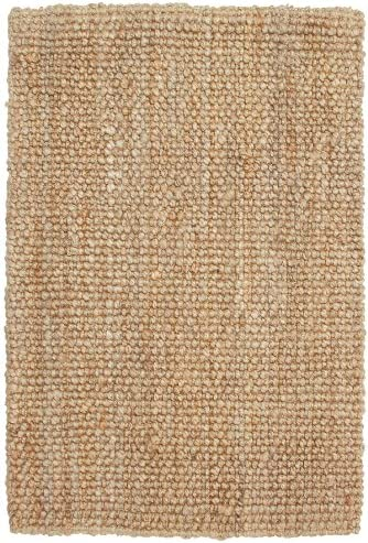 Classic Home Rugs Natural Chunky Loop Handspun Jute 5