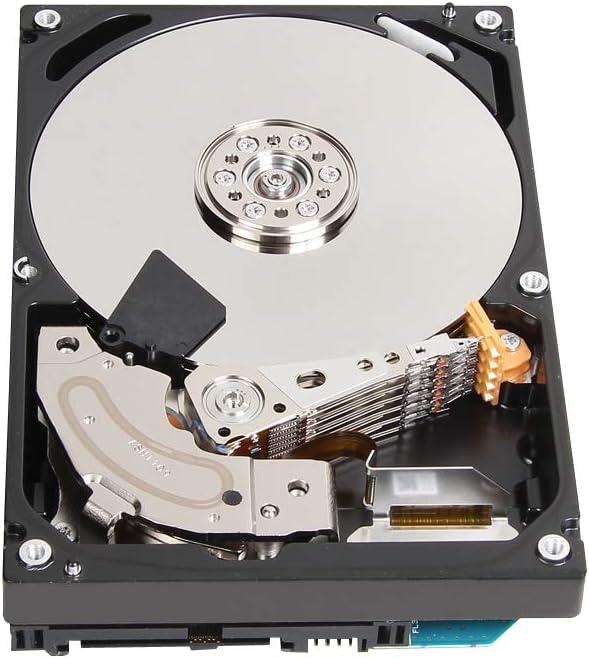 """Toshiba S300 8TB Surveillance 3.5/"""" Internal Hard Drive HDWT380UZSVAR SATA 6 Gb//s 7200 RPM 256MB Cache"""