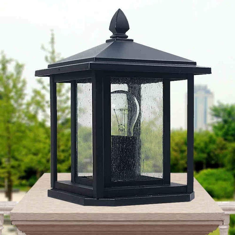 POST Luz de la tapa del poste, Lámparas de pilar, Luces de paisaje ...