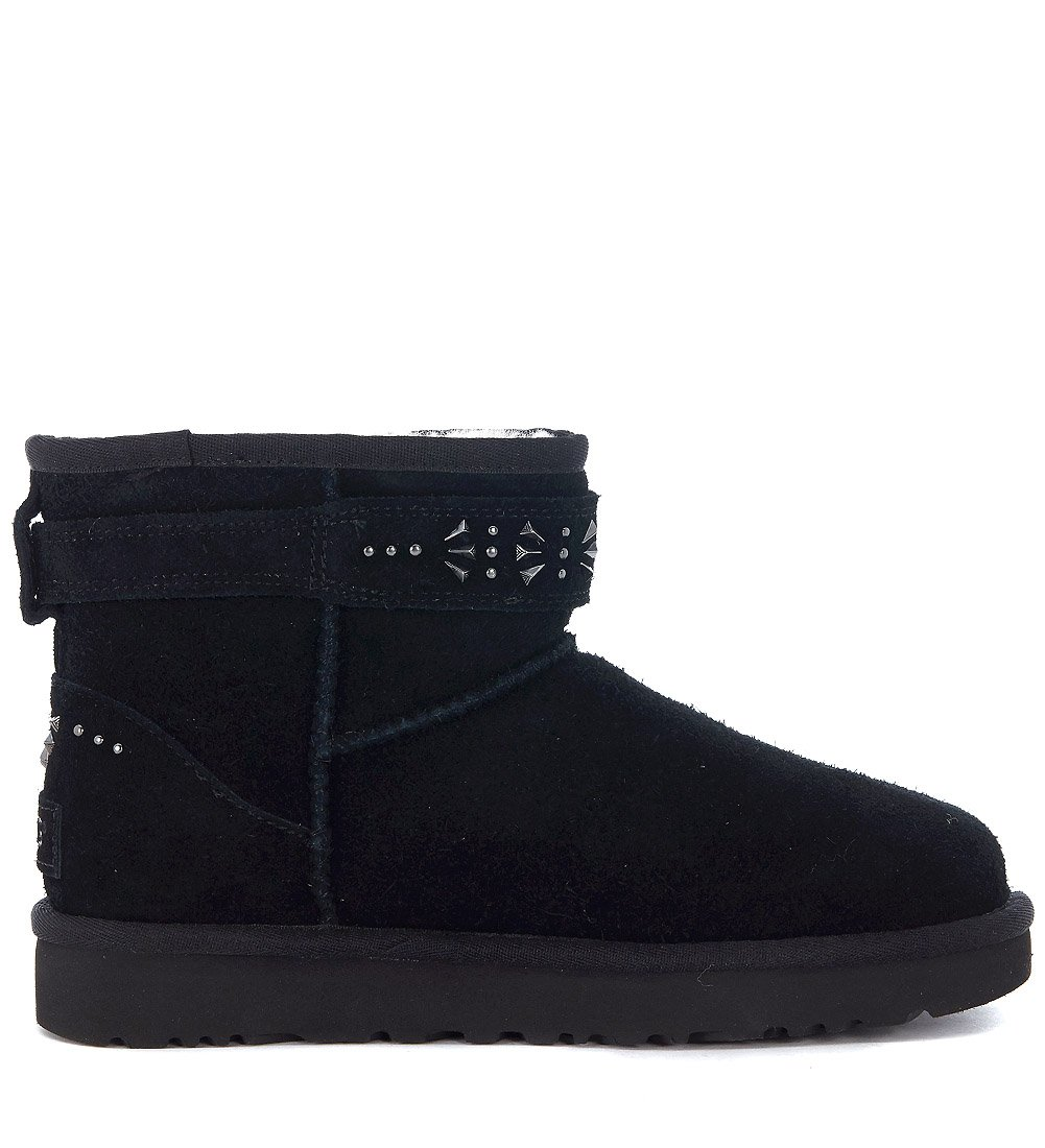 UGG Womens Jadine Shearling Boot Black Size 5 by UGG (Image #3)