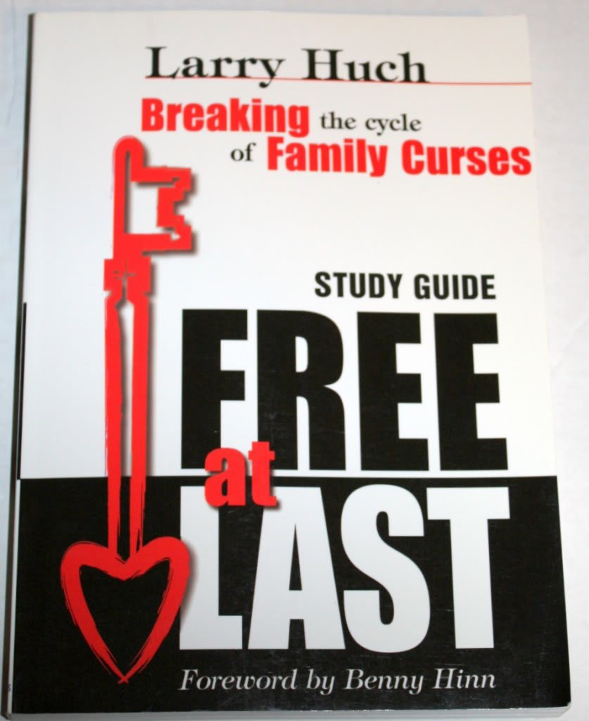 free at last breaking the cycle of family curses