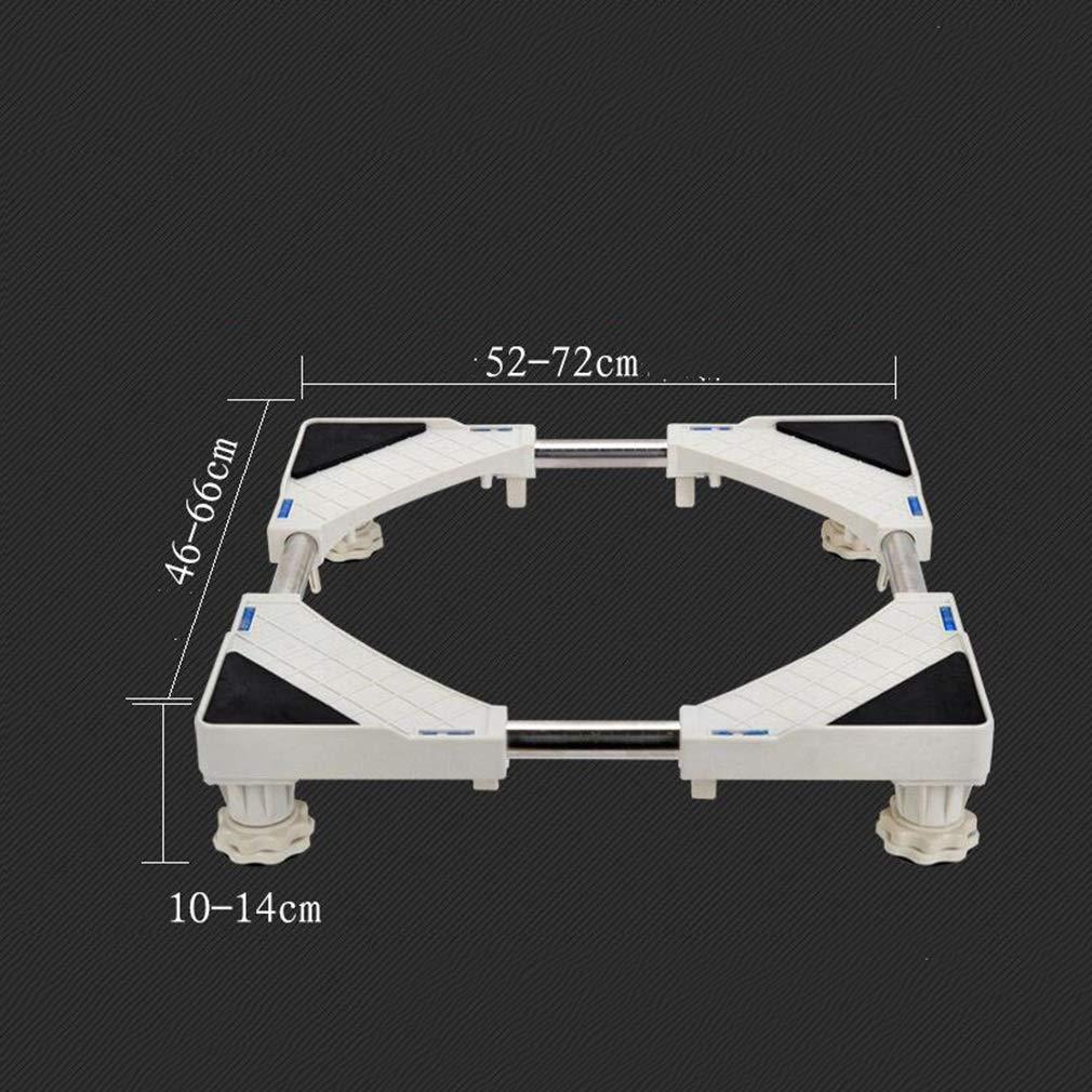 多機能ベース、大荷重耐力4強フィート固定ブラケット、家電ベースフィッシュタンクフラワーポットベース   B07L8VLKDT
