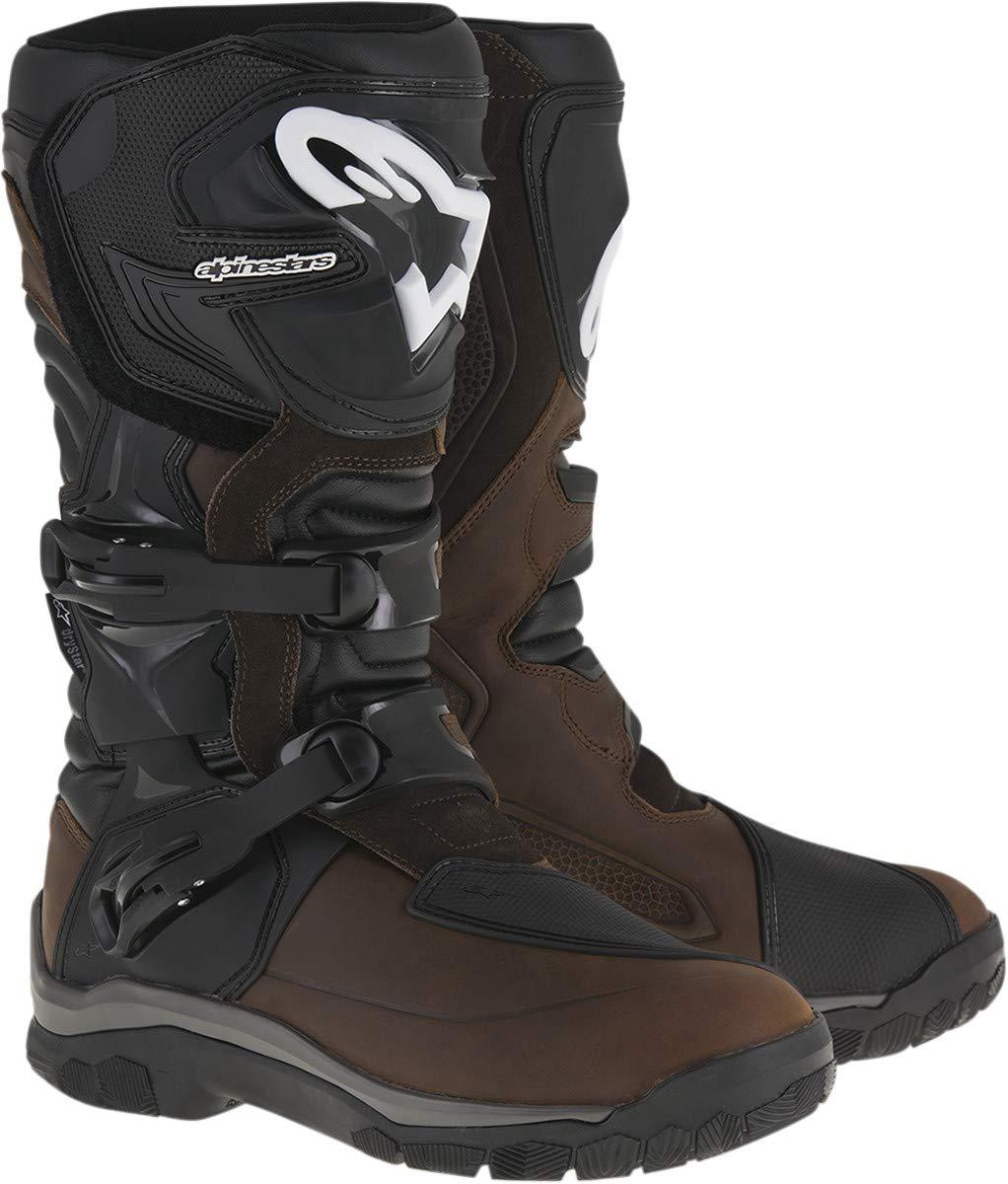 Alpinestars Corozal Adventure Drystar Mens Brown Motorcycle Boots Brown 10 2047717-82-10-WPS