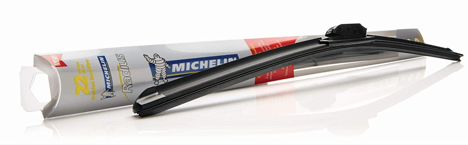 1 Pack Michelin 14622 Radius Premium Beam With Frameless Curved Design 22 Wiper Blade