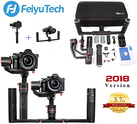 Feiyu A1000 FeiyuTech A1000 Dual Handheld Gimbal Kit, Compatible ...