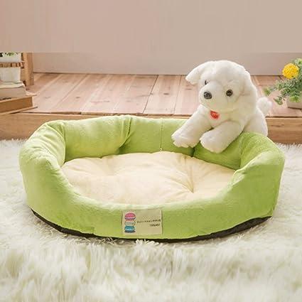 Gleecare Cama para Mascotas Perrera Perro Cama Perro casa pequeño Gato camada Perro casa