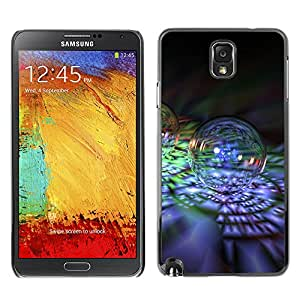 Hot Style Cell Phone PC Hard Case Cover // M00000392 Abstract Colourful Painting Pattern // Samsung Galaxy NOTE 3