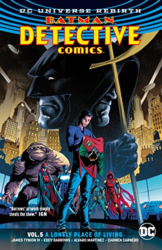 Which are the best rebirth detective comics vol. 5 available in 2020?