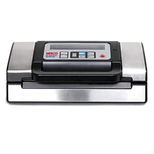 NESCO VS-12 Deluxe Vacuum Sealer