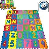 Spielteppich -TÜV SÜD geprüft- Kinderteppich Spiel…