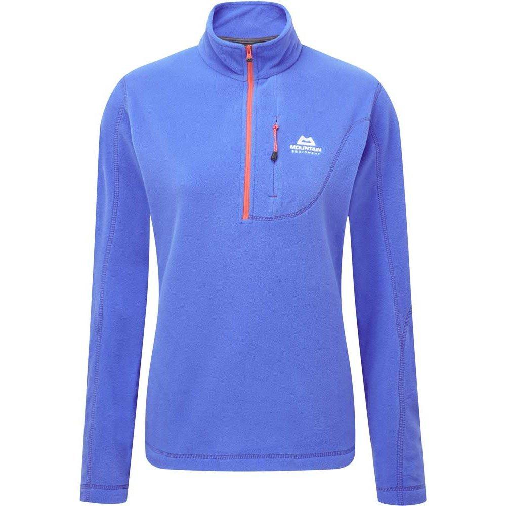 Mountain Equipment Damen Micro Zip Langarm-Shirt