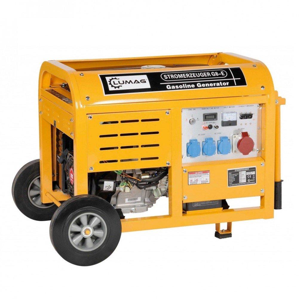 LUMAG G8E Stromerzeuger Notstrom Aggregat Generator ***NEU***