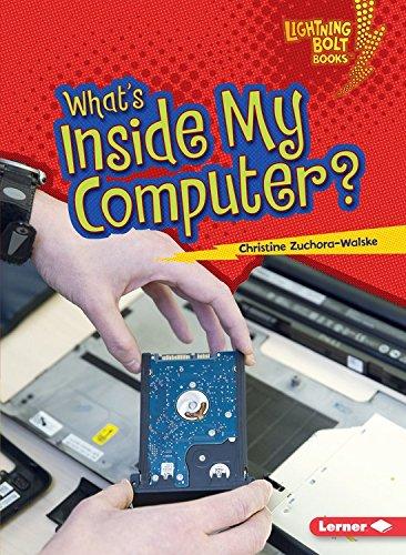 Whats Inside My Computer   Lightning Bolt Books   Our Digital World