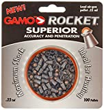 Gamo 632127554 Rocket Pellets .22 Caliber Tin of 100
