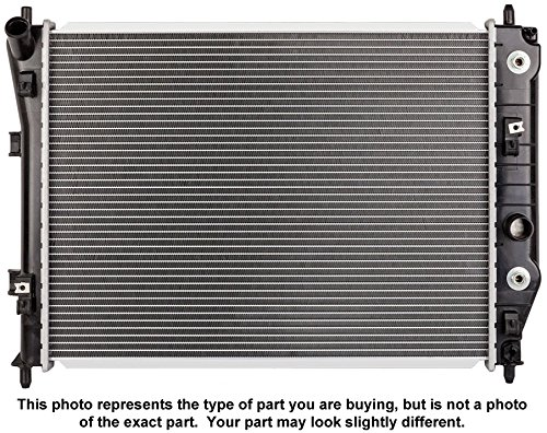 Brand New Premium Quality Radiator For Land Rover Discovery - BuyAutoParts 19-00001AN New (Radiator Land Rover Discovery compare prices)