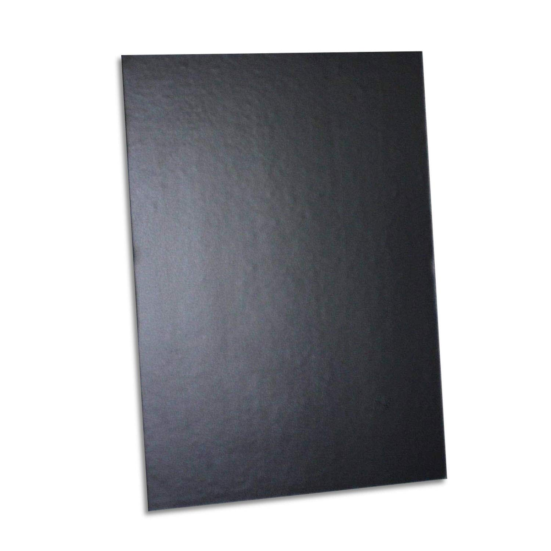 Mags Tick® Foglio Metallico autoadesivo, PZ. DIN A4zuschnitte, parte inferiore unbeschichtet, sulle pareti, per easydruck24de