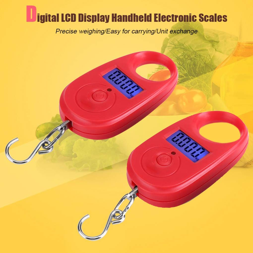 4dfd6ebf7ace Amazon.com: Culturemart Mini Digital Steelyard Electronic Hanging ...