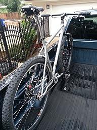 Velo Gripper Truck Bed Bike Rack for Standard Pickup Truck (Sports