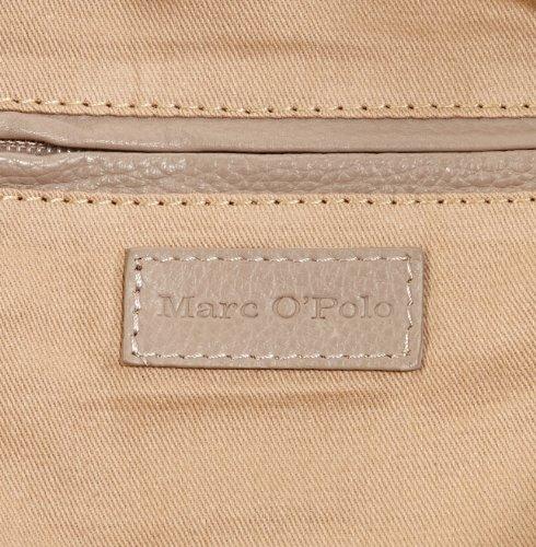 Marc O´Polo Accessories Helene Beutel 11673 18000 400 Damen Schultertaschen 36x44x15 cm (B x H x T) Beige (Taupe 18000) A63uGYxUWr