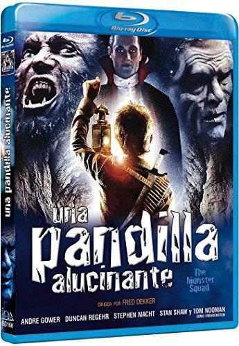 The Monster Squad- Una Pandilla Alucinante (Region B) [ Non-usa Format, Import - Spain ]