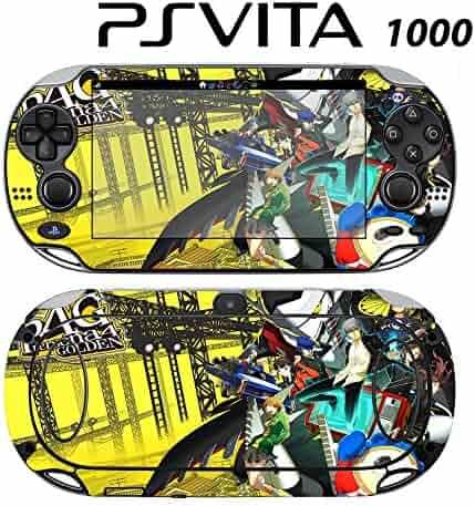 PCH-1000 Paw Patrol Ryder Marshall Chase Zuma Skye Skin Decal Cover Sticker for Sony PlayStation PS Vita