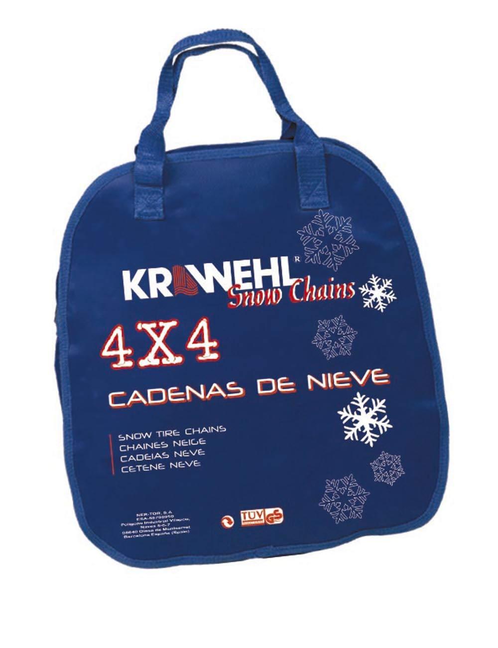 KRAWEHL 3403.0011465/Cadenas de Nieve Grupo 46