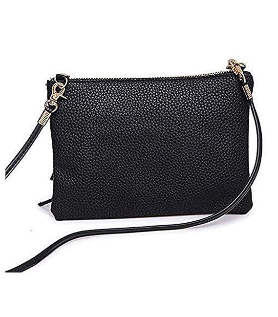 408c30336faa Amazon.com: Yiwanjia Fashion Crossbody Bags for Women Lightweight ...