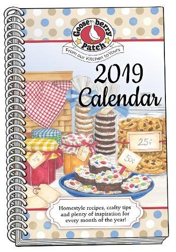 2019 Gooseberry Patch Appointment Calendar Calendar – Engagement Calendar, April 1, 2018 1620932733 Seasonal COOKING / Seasonal Calendars