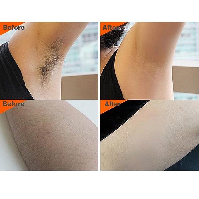 Vococal - Epilazione Crema Depilazione Indolore Rasatura per Capelli Ascella Capelli Corpo: Amazon.es: Salud y cuidado personal
