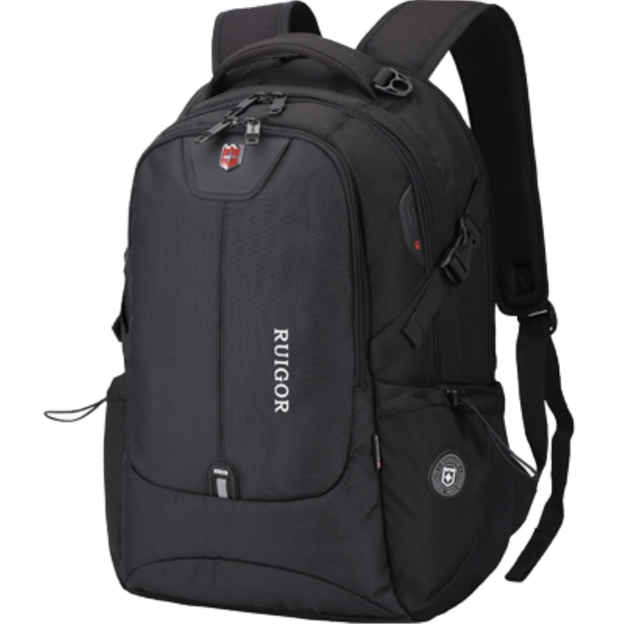Ruigor RICB82-2N0SM Icon 82 Backpack, Black