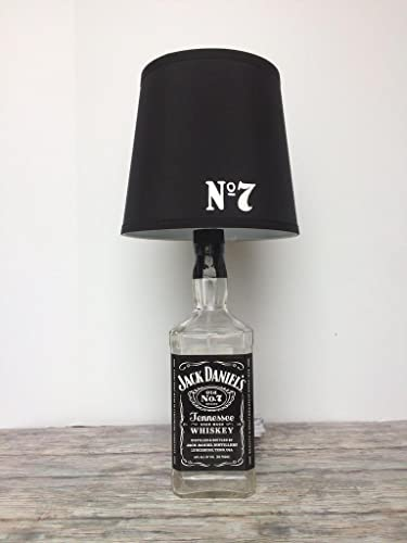 Jack Danielu0027s Lamp, Liquor Bottle Lamps, Bar Lamp, Table Lamp Jack Daniels,