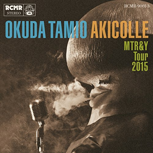 Tamio Okuda   Aki Kore Mtr Y Tour 2015  2Cds Dvd   Japan Ltd Cd  Rcmr 9001 By Tamio Okuda  2016 05 11
