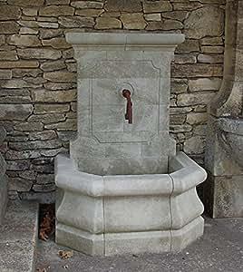 Pared Brunnen Cassis H 121, ockergelb