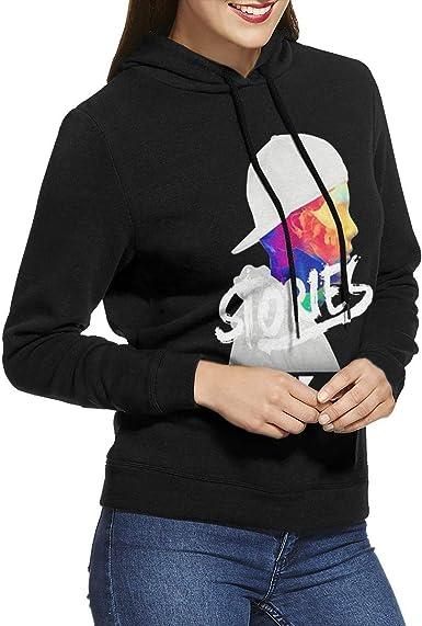 Wanjirong Womens Fleece Pullover Hoodies Print Rage Against The Machine Evil Sweatshirts